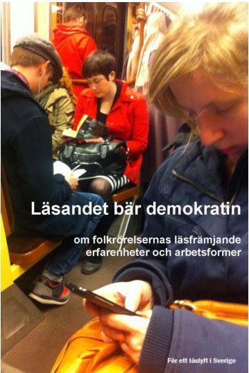 Läsandet bär demokratin