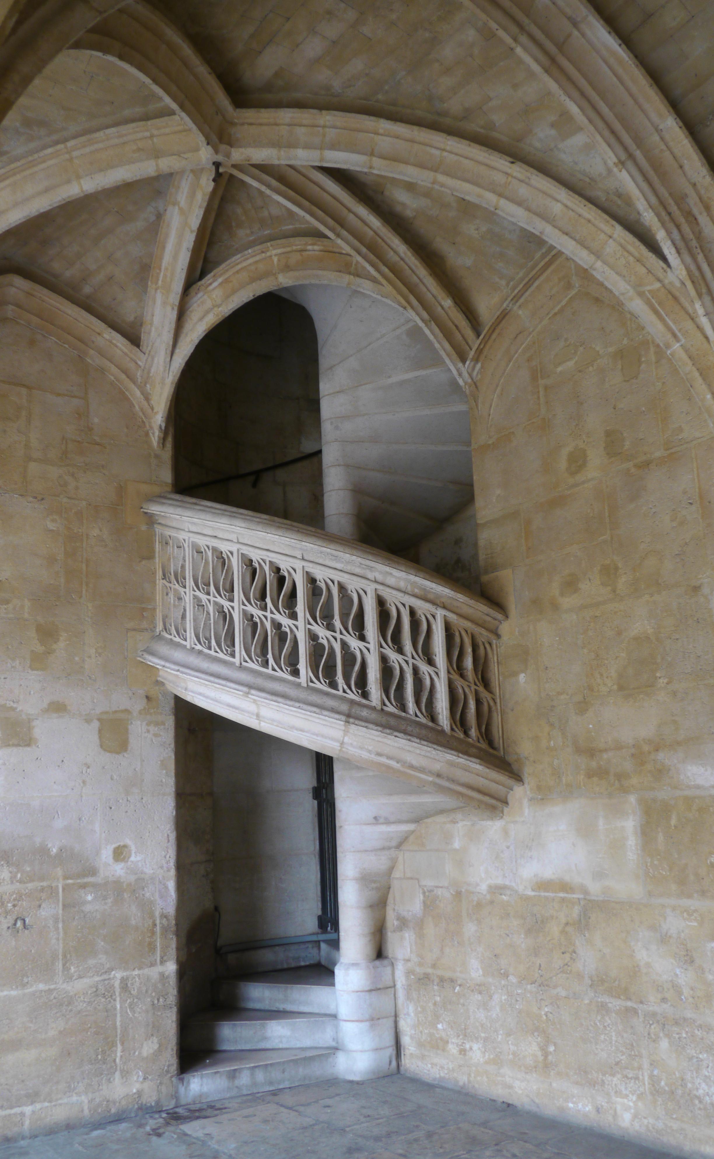 Paris 23 klostertrappa