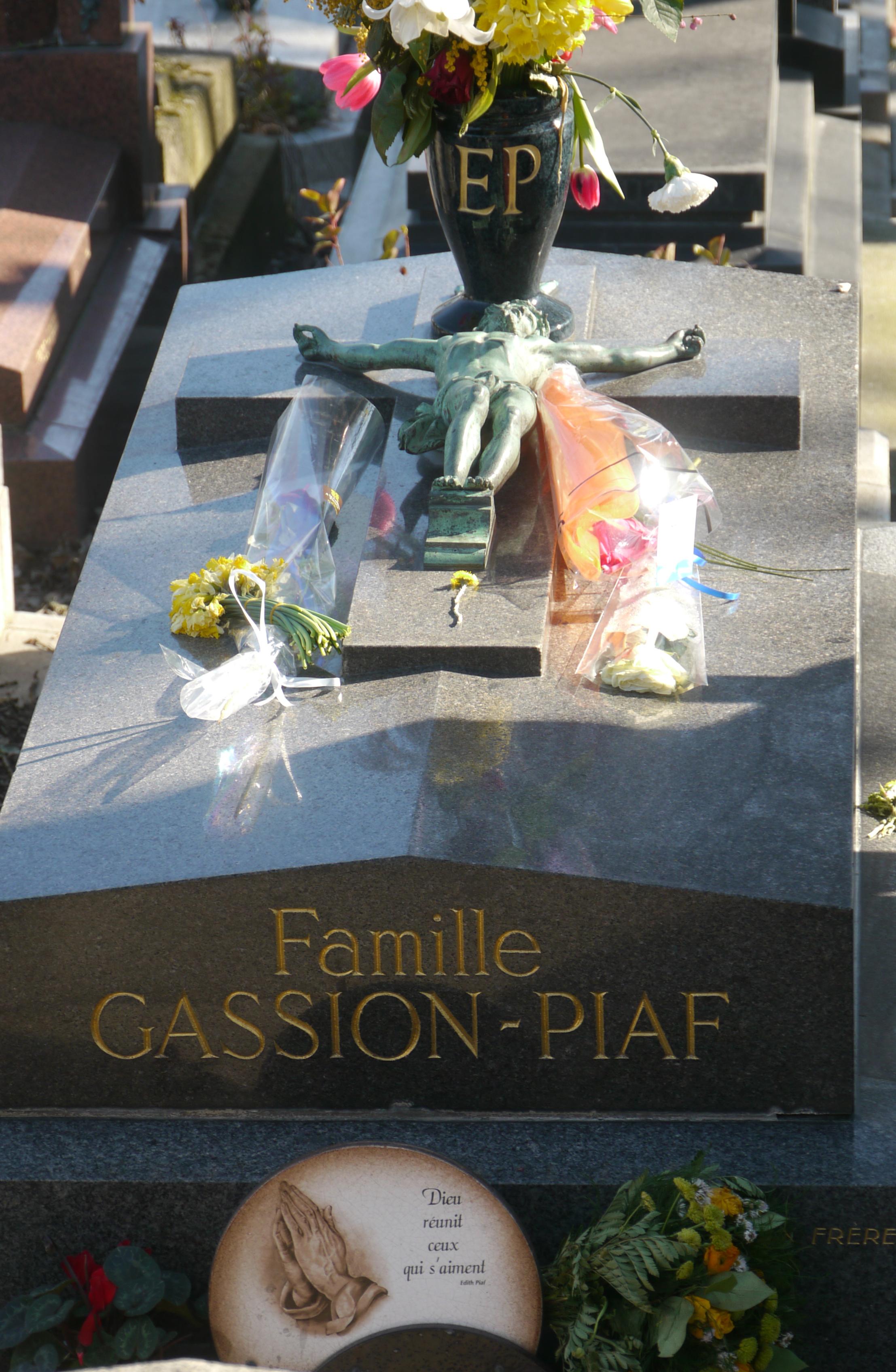 Paris 60 Piaffs grav