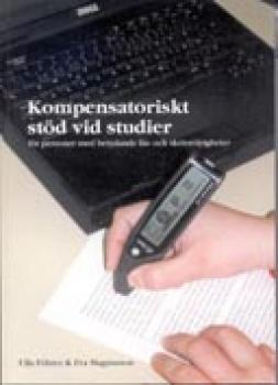 Bild på boken Kompensatoriskt stöd vid studier